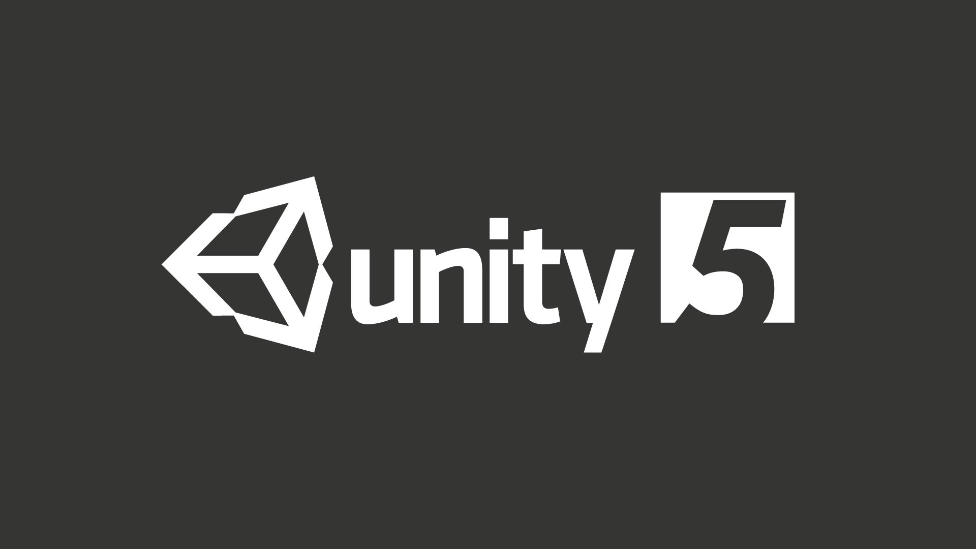 unity 5 logo will goldstone